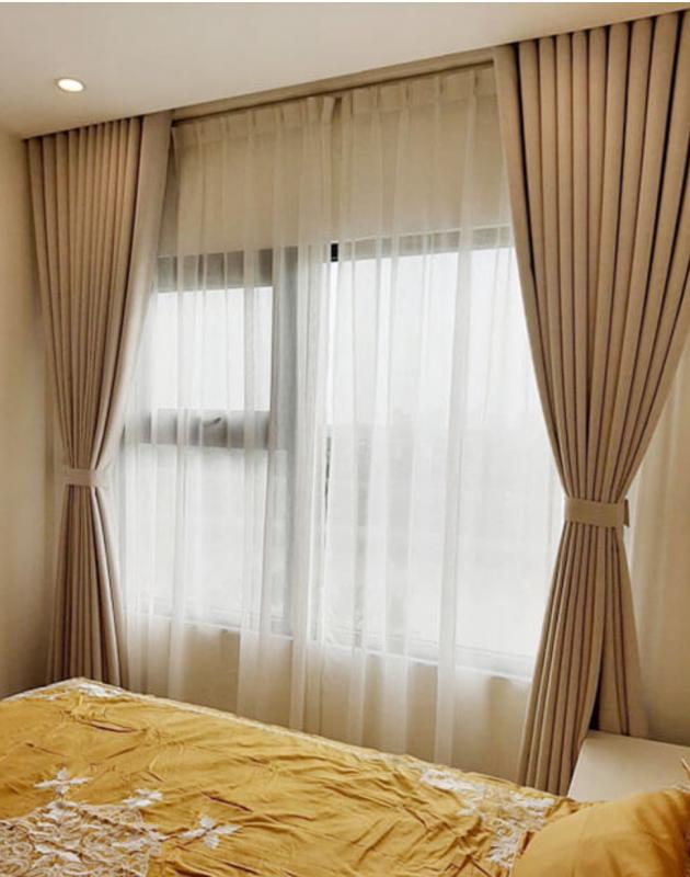 Rèm cửa đẹp cho phòng ngủ