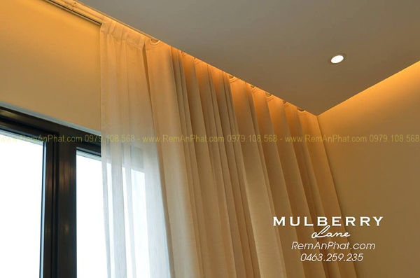Rèm vải đẹp cao cấp cho phòng khác