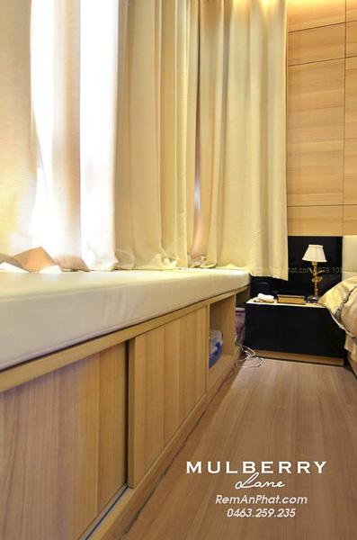 Rèm vải đẹp cao cấp cho phòng ngủ thêm sang trọng