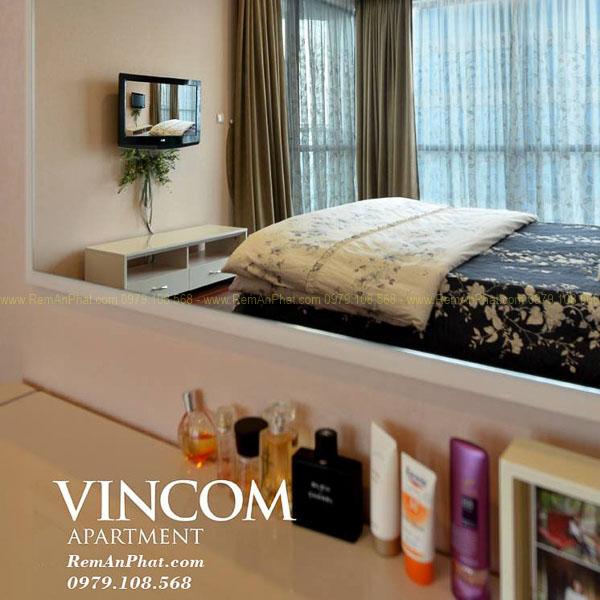 Lắp rèm cửa đẹp tại Vincom Apartment