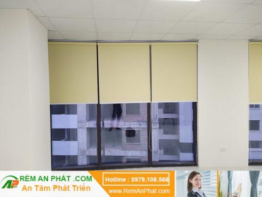 Rèm cuốn văn phòng AN PHÁT mã NC001