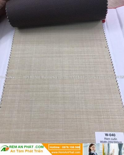 Rèm cuốn vải Winsun W040